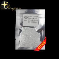 wholesale Cubic zirconia synthetic Diamond Brilliant Cut hot sale
