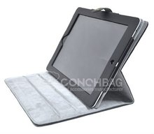 for ipad 3 leather 360 degrees rotation case
