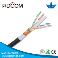 FTP /STP outdoor cat6 Water proof Cable