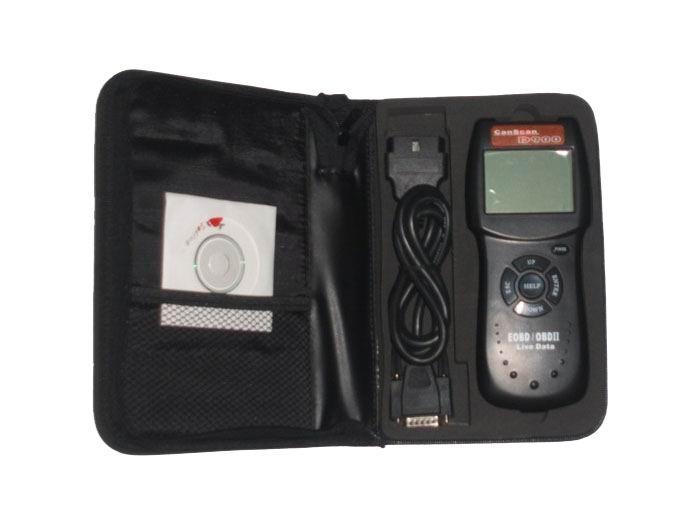 Universal OBD2 D900 CanScan lector de código DTC