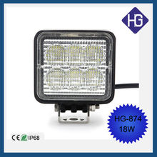 Little Sun 18W 3 inch Off-Road 4WD driving working LED lamp Industrial light