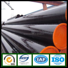 China Leading Exporter, API 5L x52 PSL2 ERW Steel Pipe with best price in stock
