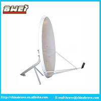 [manufacture] 90cm ku band satellite dish antenna ku satellite dish frequency