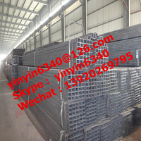 Steel Square Tube Material Specifications FROM TIANJIN YINFENGTAI