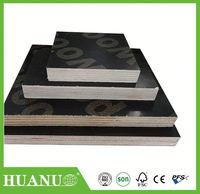 polystem plywood,building materials price,black vinyl film coated plywood board price