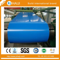 1000mm Prepainted hot dipped galvanized steel coil The customer is supreme