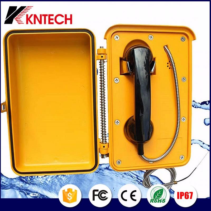 waterproof telephone IP knsp-03
