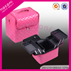 2015 Noconi fashion style diamond check professional makeup case cosmetic case beauty case