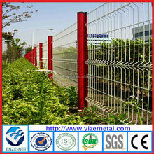 Kinds of color Gardening arch fence with CE certification (skype:yizemetal)