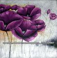 pintura al óleo abstracta pinturas de flores