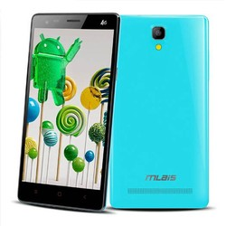 Mlais M52 Red Note 4G 64bit MTK6752 Octa Core Android 5.0 2GB 16GB 5.5 Inch 3200mAh