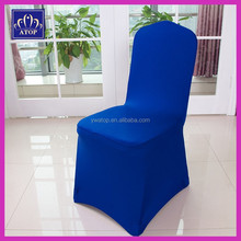 Royal Blue Stretch Spandex Lycra Chair Cover For Party Wedding Event Decoration