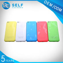 The most popular color change back cover housing replacement for iphone 5c