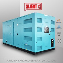 Silent type 600kw backup power generator for sale