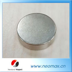Large neodymium disk magnets for sale