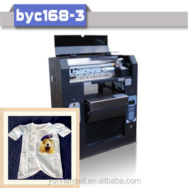 Wholesale High Precision Digital T Shirt Printer Price