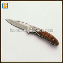 Sharp Fashion Design Outdoor Knife With Stainless Steel Handle For Promotion Marketing