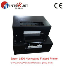 Updated A4 flatbed printer with heater L800 Epson R330 printer modified