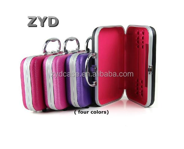 Fashionable colorful Aluminum laptop bag, aluminium laptop pouch, aluminium laptop case ZYD-HZMcyc001