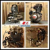 Single Cylinder 4 Stroke Water/Air Cooled Lifan 200cc 3 Wheel Car Engine