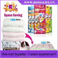 Best quality top sell vacuum clothing vacuum compression bags