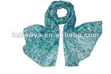 Lady's Vogue Scarf Fake Silk Scarf Fashion Silk Like Scarf