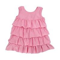 2015 Hot Sale Latest Design Child Children Kids Baby Flower Girl Net Cotton Toddler Girl Dresses