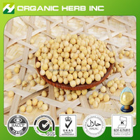 natural soy isoflavones extract | soybean extract powder