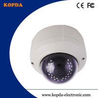 5 Megapixel IP camera 2.8~12mm varifoca lens Vandalproof Day&Night indoor/outdoor Support two-way voice