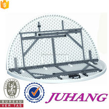 outdoor party plastic dining folding used restaurant table and chair