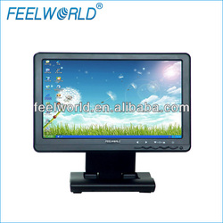 """FEELWORLD 10.1"""" LCD USB Touchscreen Monitor for computer display"""
