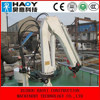 telescopic boom slewing floating cranes with grab