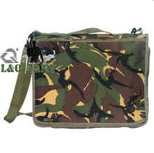 Military Camouflage A4 Brief Case