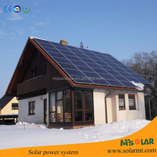 Hot sale, solar power system, output AC 220V/110V, DC 12V