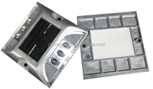 Aluminium Road Stud Double Sides for Light Reflection