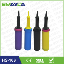 2015 balloon air pump balloon air inflator for balloon