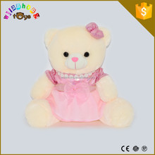 baby toys small stuffed bear with big eyes, wholesale soft stuffed animals bear plush toys for kids