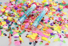 white paper wedding confetti