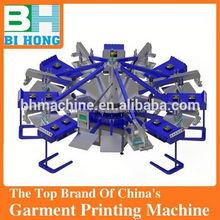 High quality cheap t-shirt printing machine/ 3d t-shirt printer
