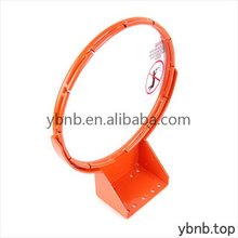 Good quality cheapest steel basketball net with rim