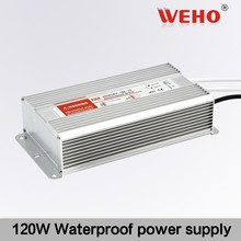 ac dc constant current 36v 120w led driver waterproof power supply