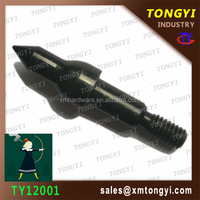 20150813 TY12001 100 grain Sale promotion High quality black for hunting and archery bow outdoor sports shooting arrow