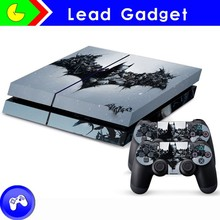 High quality Vinyl Decal Skins For Ps4 Console + 2 Controller Skins For Ps4 Controller