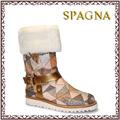 nuevo 2014 mujeres botas de nieve para las niñas jóvenes