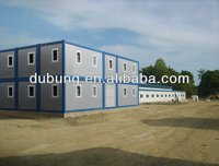 modular temporary container offices
