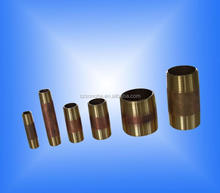 Customed brass male and female bushings made in China