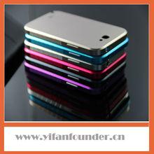 Hot Design For Galaxy Note 2 Bumper Case Samsung N7100 Metal Space Aluminum Frame Companion Bumper Frame Case