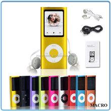 16GB Slim MP3 MP4 Player