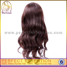 Worldbeauty Final Fantasy Yaki Bob Style Human Hair Wigs For White Women