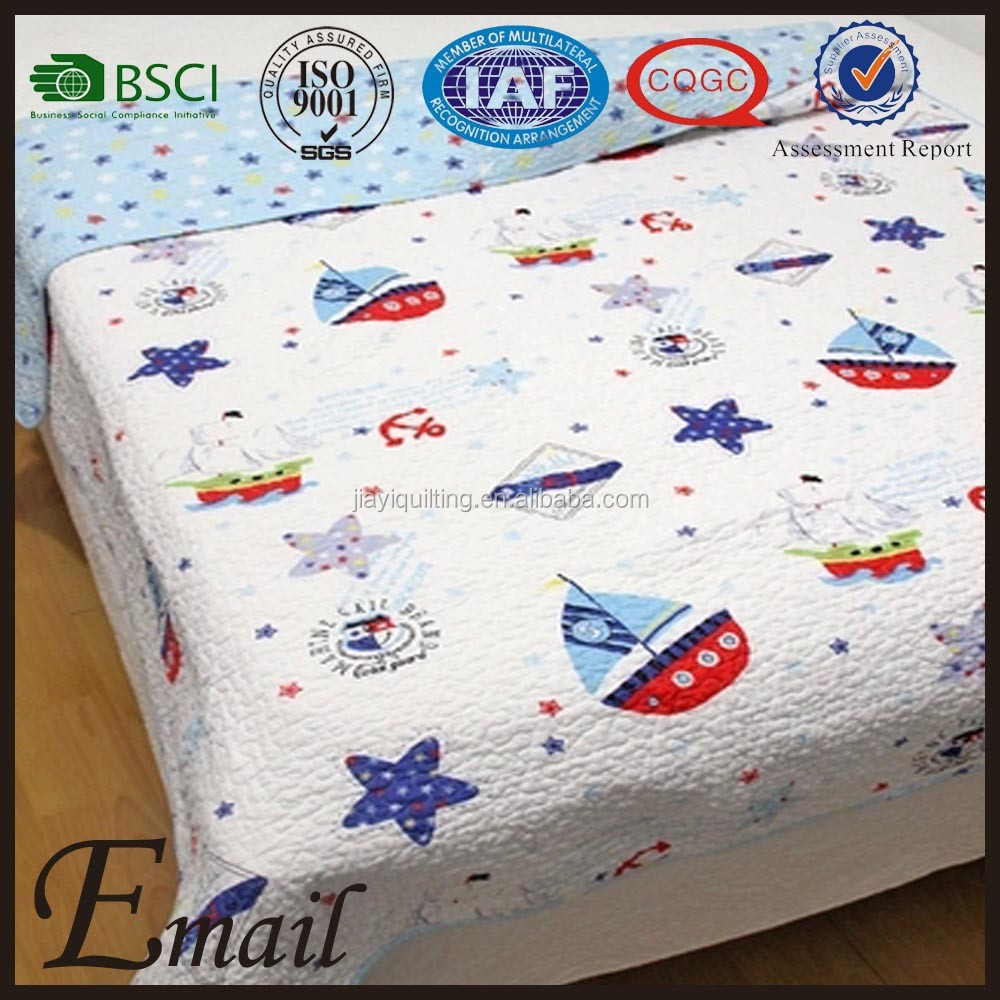 China wholesale summer bedding sets for babies bed sheets children